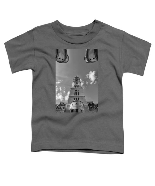 Three Points Of Justice Toddler T-Shirt