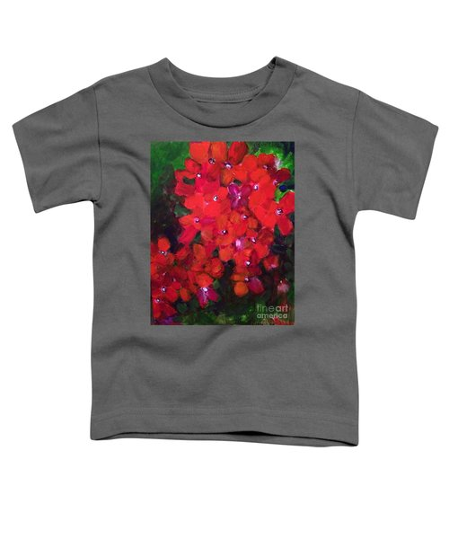 Thriving To Be Noticed Toddler T-Shirt