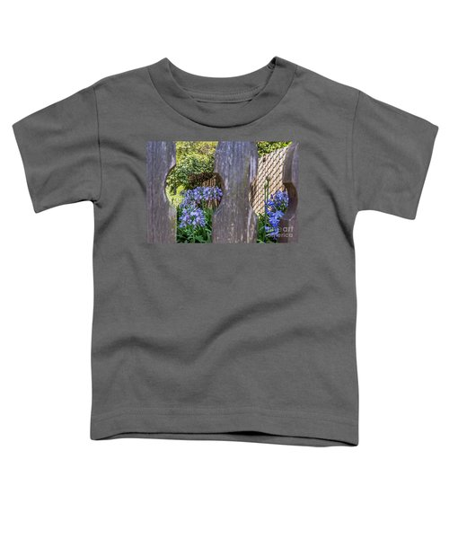 Through The Fence Toddler T-Shirt