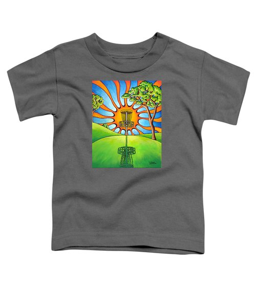 Throw Into The Light Toddler T-Shirt