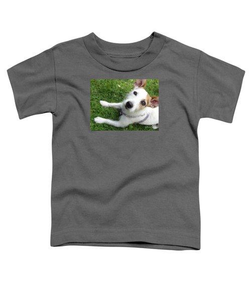 Throw It Again Toddler T-Shirt