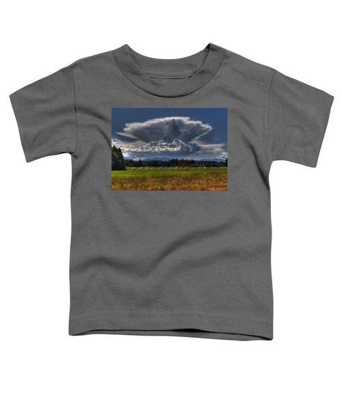 Thunder Storm Toddler T-Shirt