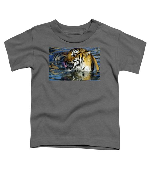 Tiger Toddler T-Shirt