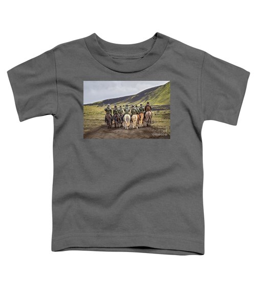 To Ride The Paths Of Legions Unknown Toddler T-Shirt