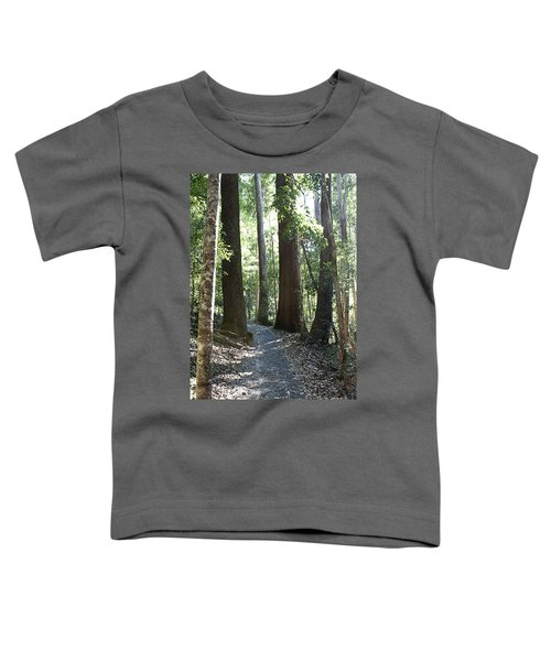 To Walk Among Giants Toddler T-Shirt