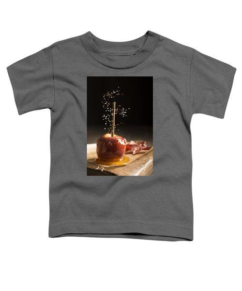 Toffee Apple Toddler T-Shirt