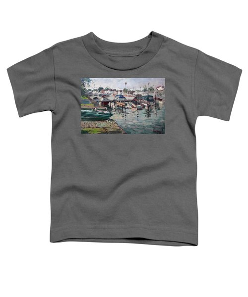 Tonawanda Island Launch Club  Toddler T-Shirt