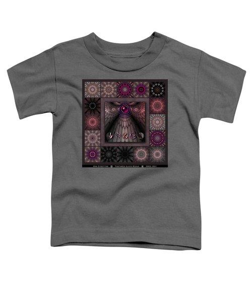 Tortured Glass Redux Toddler T-Shirt
