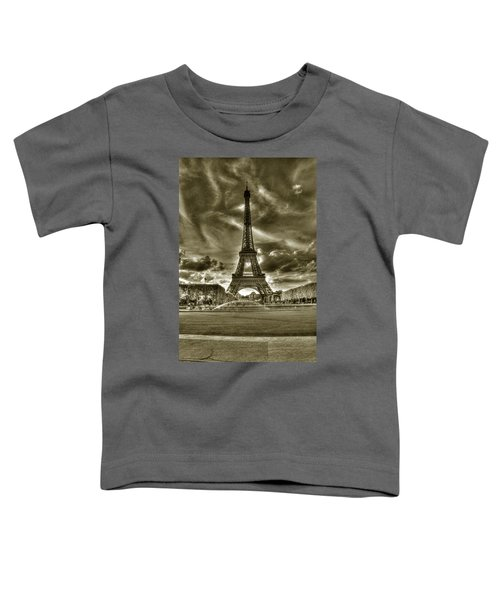 Tour Eiffel  Toddler T-Shirt