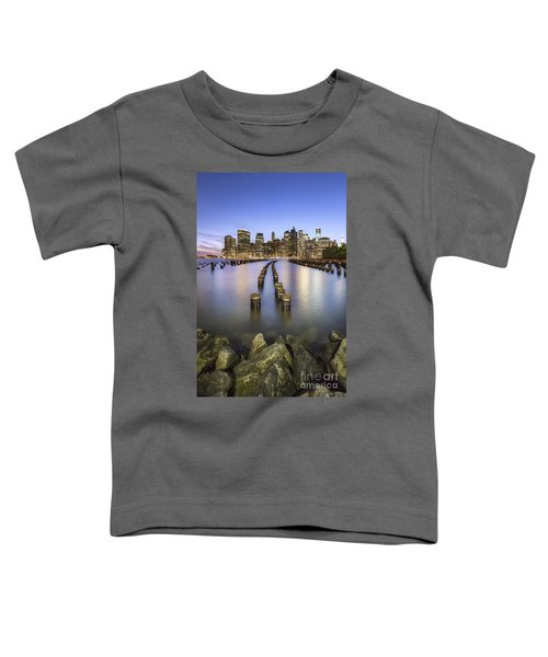 Towards The Evening Star Toddler T-Shirt