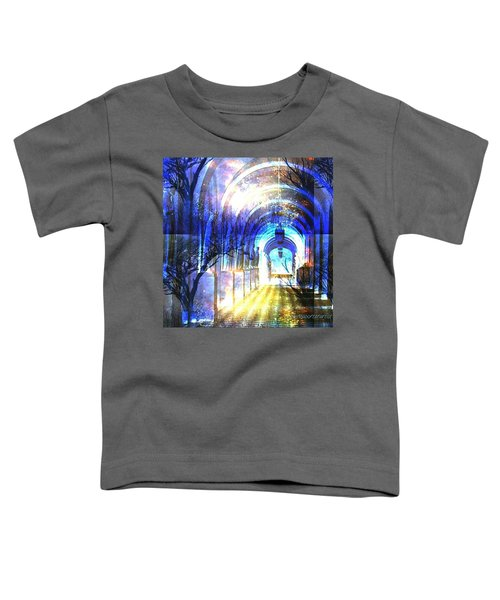 Transitions Through Time Toddler T-Shirt