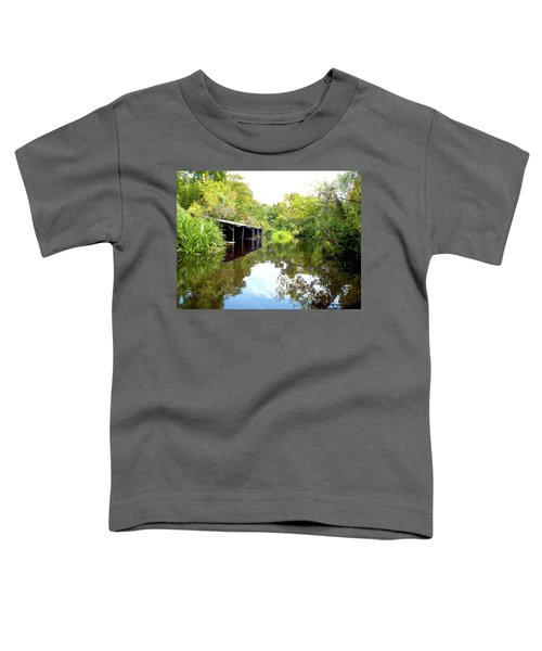 Trapper Nelson Toddler T-Shirt