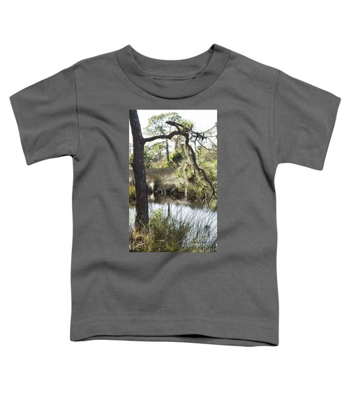 Tree And Branch Toddler T-Shirt