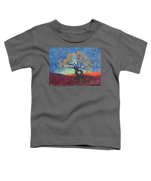 Tree Of Heart Toddler T-Shirt