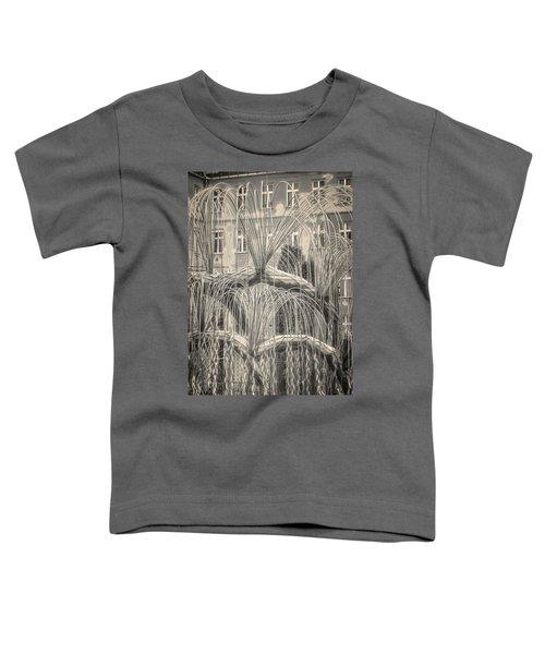 Tree Of Life Dohany Street Synagogue Toddler T-Shirt