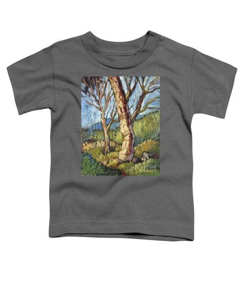 Trees In Spring Toddler T-Shirt