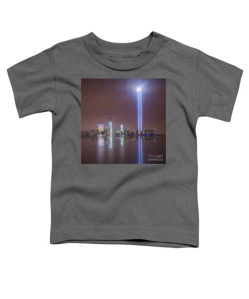 Tribute In Light Toddler T-Shirt