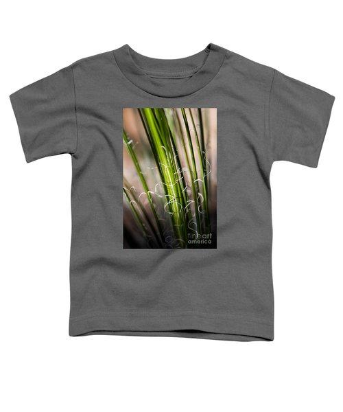 Tropical Grass Toddler T-Shirt