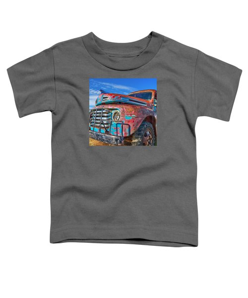 Heavy Duty Toddler T-Shirt