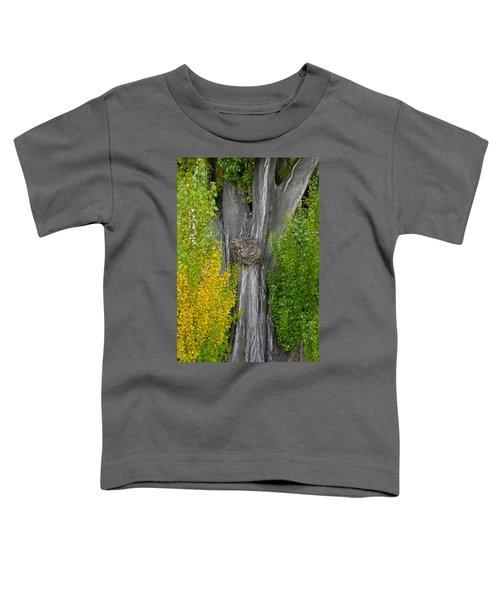 Trunk Lines Toddler T-Shirt