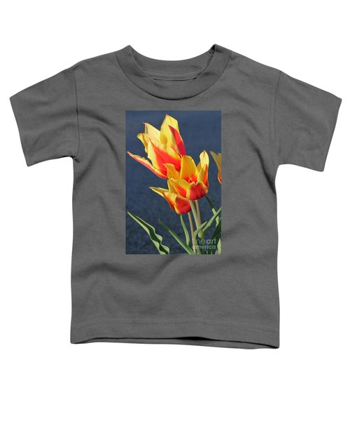 Tulips Toddler T-Shirt