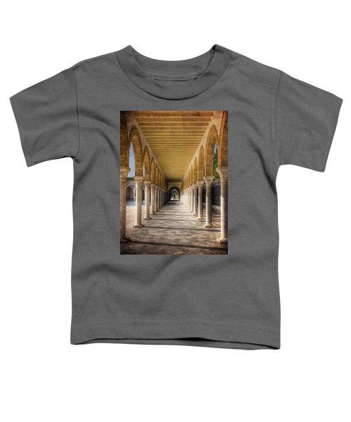 Tunisian Arches / Monastir Toddler T-Shirt