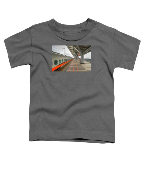 Tw Bullet Train 2 Toddler T-Shirt
