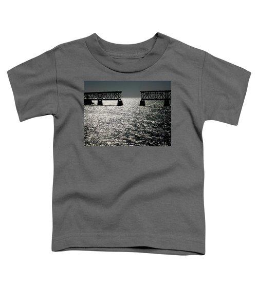 Twilgiht Railroad Toddler T-Shirt