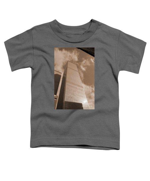 Twin Tower Toddler T-Shirt