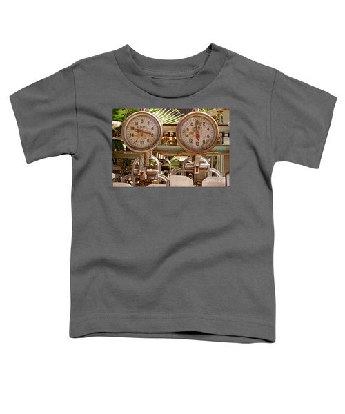 Two Farm Scales Toddler T-Shirt