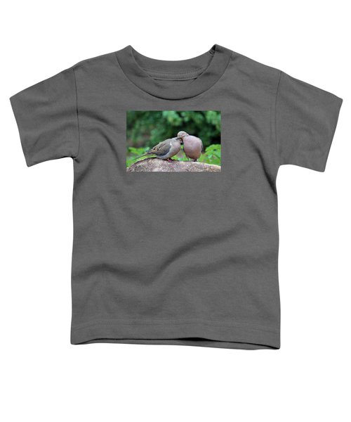 Two Turtle Doves Toddler T-Shirt