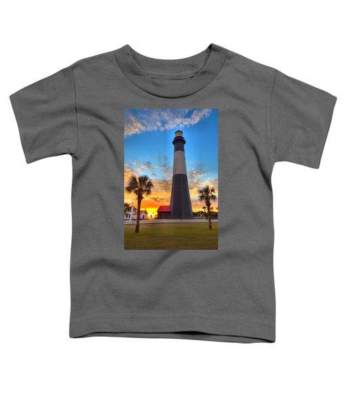 Tybee Island Sunrise Toddler T-Shirt