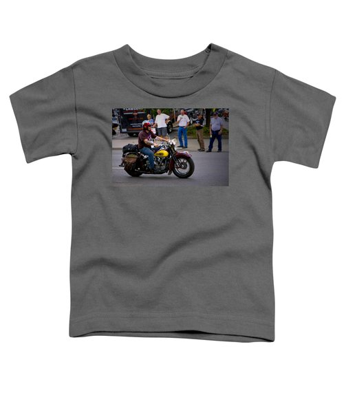Un-named Crosscountry Harley Toddler T-Shirt