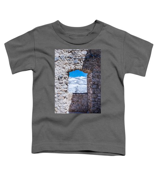 A Window On The World Toddler T-Shirt