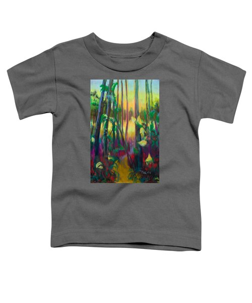 Unexpected Path - Through The Woods Toddler T-Shirt