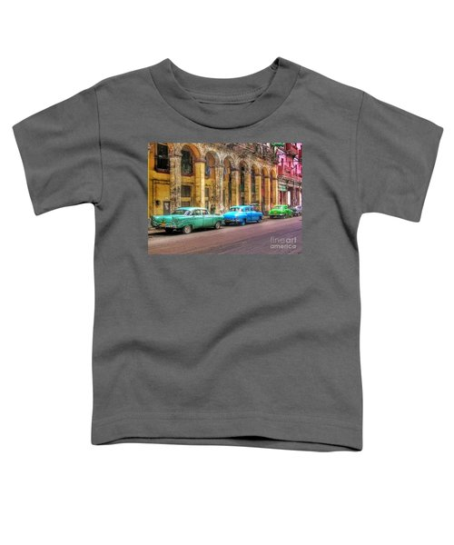 United Colors Of Coches Habaneros Toddler T-Shirt