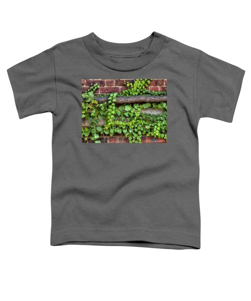 Up Over And Under Toddler T-Shirt