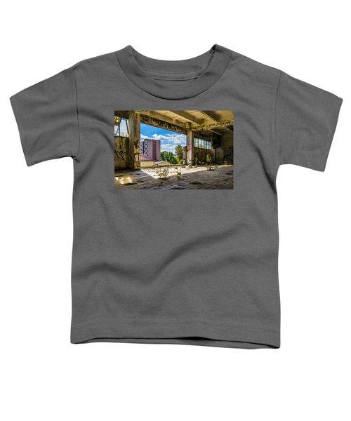 Urban Cave Toddler T-Shirt