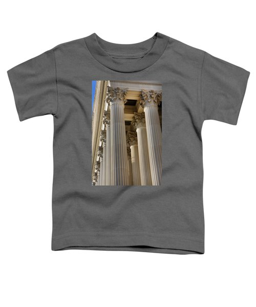 Us Archive Columns Toddler T-Shirt