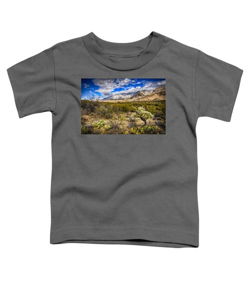 Toddler T-Shirt featuring the photograph Valley View 27 by Mark Myhaver
