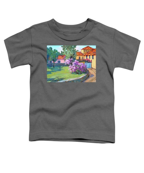 Van Gogh Hospital St. Remy Toddler T-Shirt