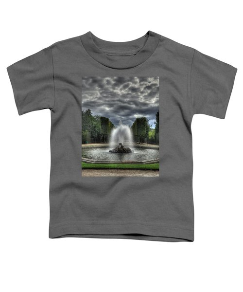 Versailles Fountain Toddler T-Shirt