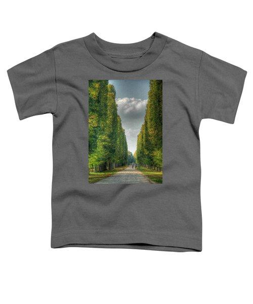 Versailles Promenade Toddler T-Shirt