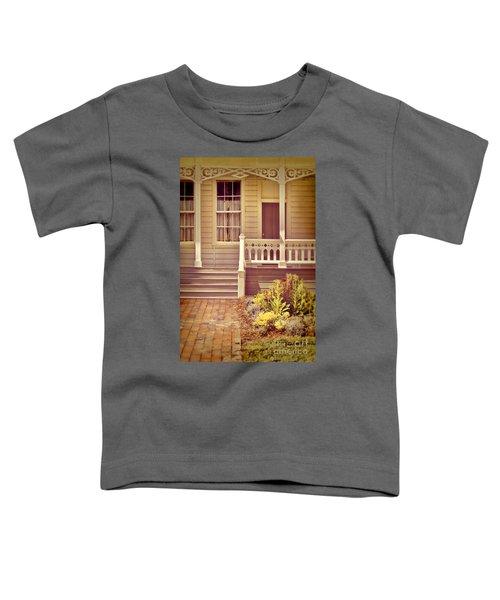 Victorian Porch Toddler T-Shirt