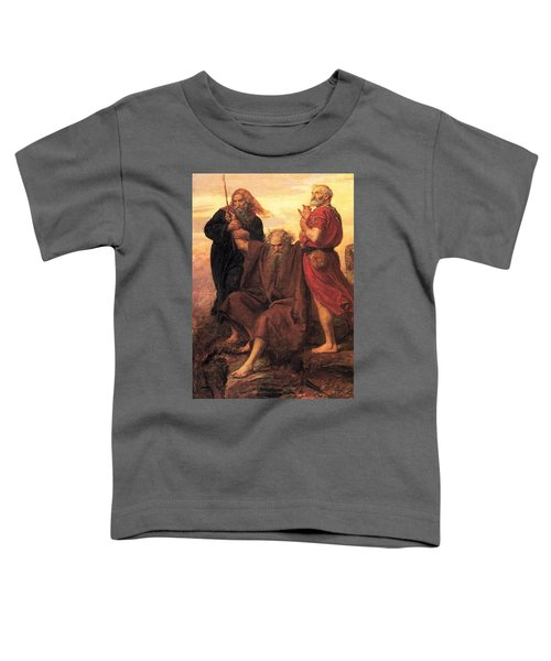 Victory  O Lord Toddler T-Shirt