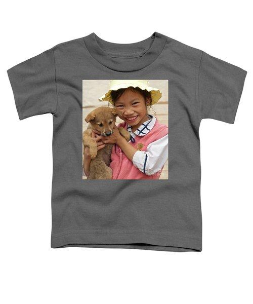 Vietnamese Girl 02 Toddler T-Shirt