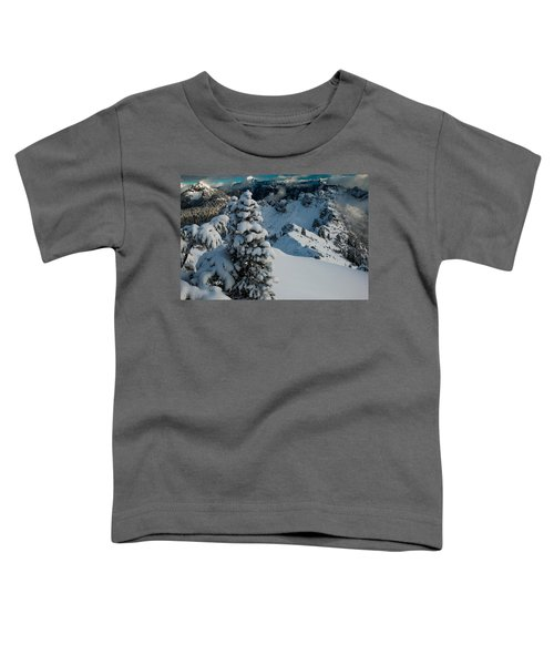 View From Below Toddler T-Shirt