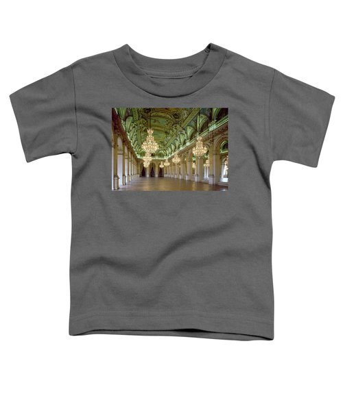 View Of The Grande Salle Des Fetes Toddler T-Shirt