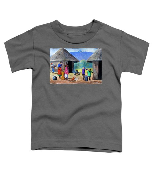 Village Chores Toddler T-Shirt
