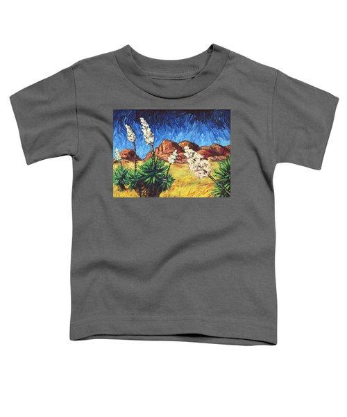 Vincent In Arizona Toddler T-Shirt